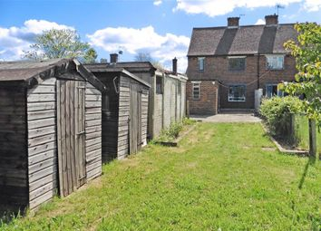 Thumbnail 3 bed semi-detached house for sale in Oliver Crescent, Farningham, Kent