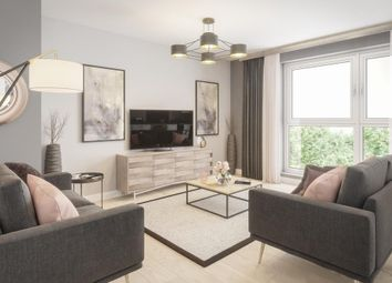 "Thumbnail 2 bedroom flat for sale in ""Wallace"" at Kintore Road, Glasgow"