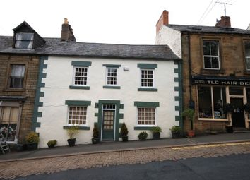 Thumbnail 4 bed terraced house for sale in Front Street, Alston