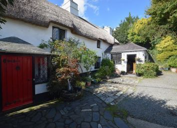 Thumbnail 4 bed cottage for sale in North Road, Lifton