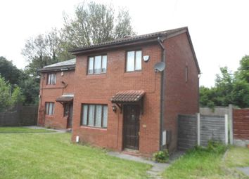 Thumbnail 3 bed semi-detached house to rent in Eskrigge Close, Salford
