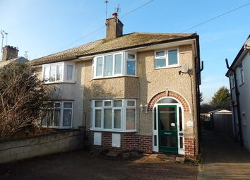 Thumbnail 2 bedroom maisonette to rent in Marston Road, Marston, Oxford
