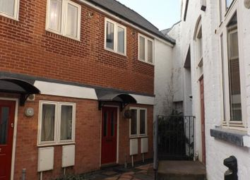 Thumbnail 2 bed terraced house to rent in Sidbury House College Street, Worcester