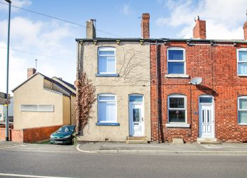 Thumbnail 2 bed end terrace house for sale in Gibson Lane, Kippax
