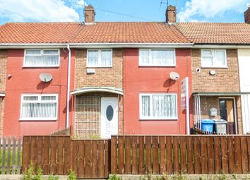 Thumbnail 2 bed terraced house for sale in Stamford Grove, Hull