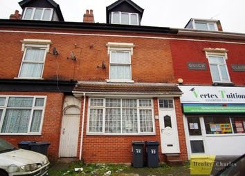 5 bed terraced house for sale in Crompton Road, Handsworth, Birmingham B20