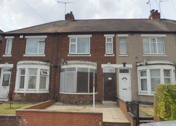 Thumbnail 2 bed terraced house for sale in Tallants Road, Courthouse Green, Coventry