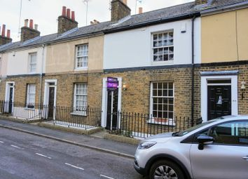 Thumbnail 2 bedroom terraced house for sale in East Terrace, Gravesend