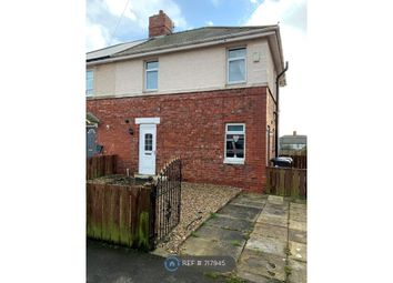 3 bed semi-detached house to rent in Hall Avenue, Ushaw Moor, Durham DH7
