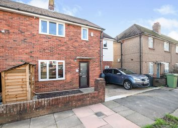 Thumbnail 3 bed semi-detached house for sale in Claremont Road, Bexhill-On-Sea