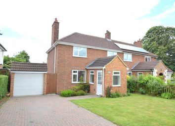 Thumbnail 3 bed semi-detached house for sale in Haverhill Road, Kedington, Haverhill