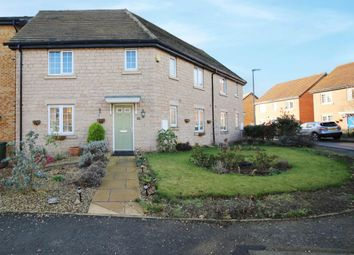 Thumbnail 3 bed semi-detached house for sale in Chiltern Road, Corby