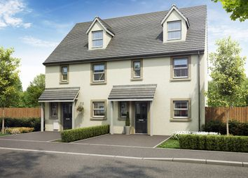 "Thumbnail 3 bed town house for sale in ""The Mabel"" at The Knoll, Daltongate, Ulverston"