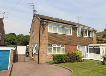 Thumbnail 2 bedroom semi-detached house for sale in Eversley Grove, Northway, Sedgley