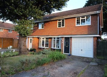 Thumbnail 3 bed semi-detached house for sale in Gloucester Close, Camberley
