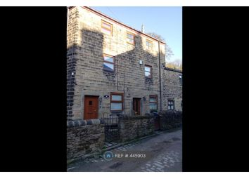 Thumbnail 2 bed terraced house to rent in Park Works, Oakworth