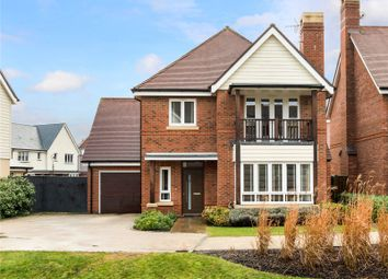 Thumbnail 4 bed detached house for sale in Pennyroyal, Fleet