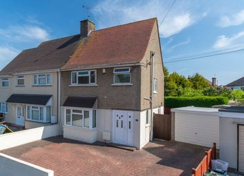 Thumbnail 3 bed semi-detached house for sale in Lawns Road, Yate, Bristol