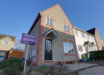 Thumbnail 3 bed semi-detached house for sale in Appletree Close, Oxford
