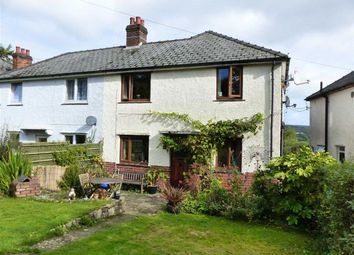 Thumbnail 4 bed semi-detached house for sale in Usk Road, Shirenewton, Chepstow