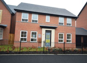 Thumbnail 4 bed detached house for sale in Rees Way, Lawley Village, Telford