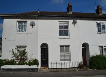 Thumbnail 2 bed terraced house to rent in Southcliff Road, Southampton