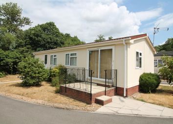 Thumbnail 2 bedroom mobile/park home for sale in Elm Tree Park, Sheepway, Portbury, North Somerset