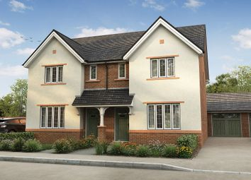 "Thumbnail 3 bedroom semi-detached house for sale in ""The Kipling"" at Wharford Lane, Runcorn"