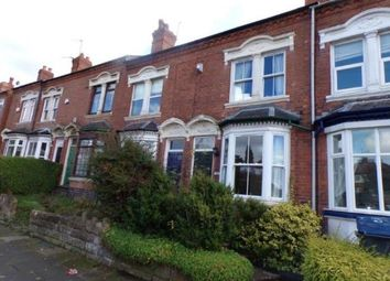 Thumbnail 2 bedroom terraced house for sale in War Lane, Harborne, Birmingham, West Midlands