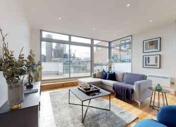Thumbnail 3 bed penthouse to rent in The Foundry, Shoreditch