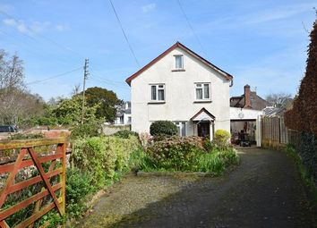 Thumbnail 3 bed detached house for sale in Sid Road, Sidmouth
