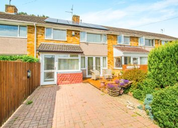 Thumbnail 3 bed terraced house for sale in Marysfield Close, Marshfield, Cardiff