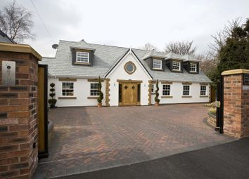 Thumbnail 4 bed detached house for sale in Lynwood Avenue, Aughton, Ormskirk