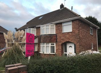 Thumbnail 3 bedroom semi-detached house to rent in Wheatley Crescent, Leegomery, Telford