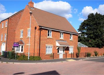 Thumbnail 4 bedroom detached house for sale in Birchwood Close, Arleston Telford