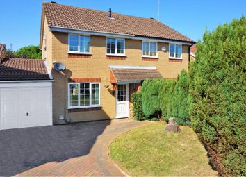 Thumbnail 3 bed semi-detached house for sale in Merryhill, West Hunsbury