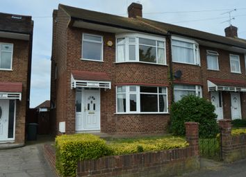 Thumbnail 3 bed end terrace house for sale in Halidon Rise, Harold Wood, Romford
