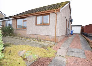 Thumbnail 2 bed semi-detached bungalow for sale in Allison Drive, Carnwath, Lanark