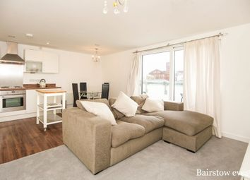Thumbnail 2 bed flat to rent in Fortius Apartments, Bow