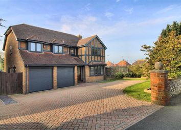 5 bed detached house for sale in Belgrave Road, Seaford, East Sussex BN25