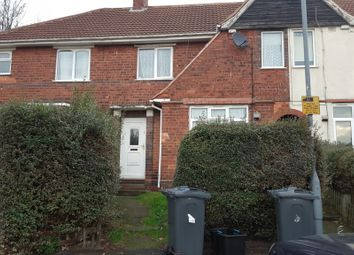 Thumbnail 2 bedroom terraced house to rent in Stanwell Grove, Erdington, Birmingham