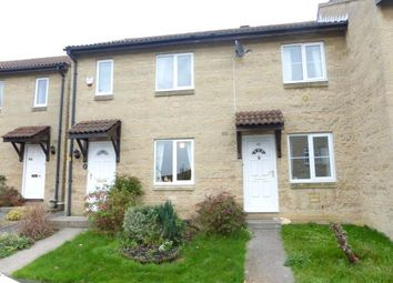Thumbnail 2 bed terraced house to rent in Frankland Close, Bath