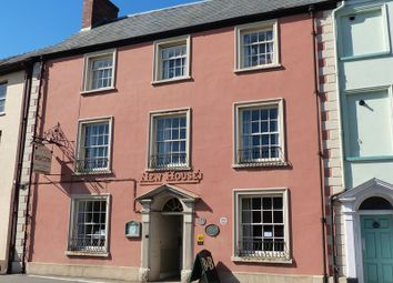 Thumbnail Hotel/guest house for sale in Bridge Street, Brecon