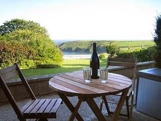 Thumbnail 1 bed flat for sale in Devon Court, Freshwater East, Pembroke