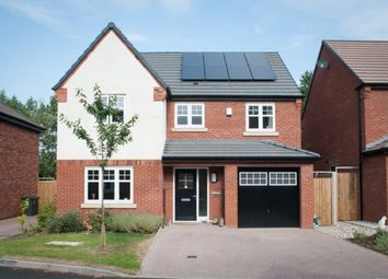 Thumbnail 4 bed detached house for sale in Old Marl Close, Four Oaks, Sutton Coldfield