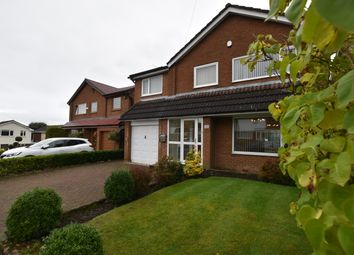 Thumbnail 4 bed detached house to rent in Whalley Drive, Lowercroft, Bury