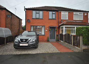 Thumbnail 3 bed semi-detached house for sale in Weymouth Road, Eccles Manchester