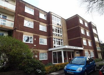 Thumbnail 3 bedroom flat for sale in Upper Park Road, Salford