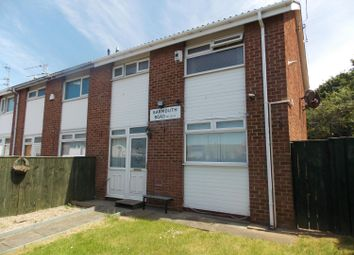 Thumbnail 2 bedroom end terrace house for sale in Barmouth Road, Middlesbrough