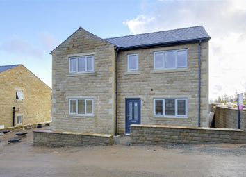 Thumbnail 4 bed detached house for sale in Burnley Road, Weir, Bacup, Rossendale